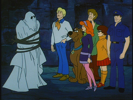 Scooby Dooby Doo and the Holy Ghost Spirit